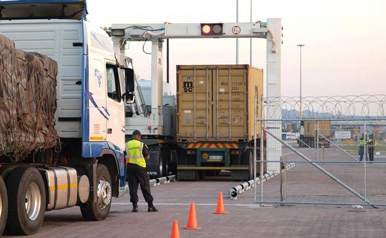 Вывоз товаров за границу