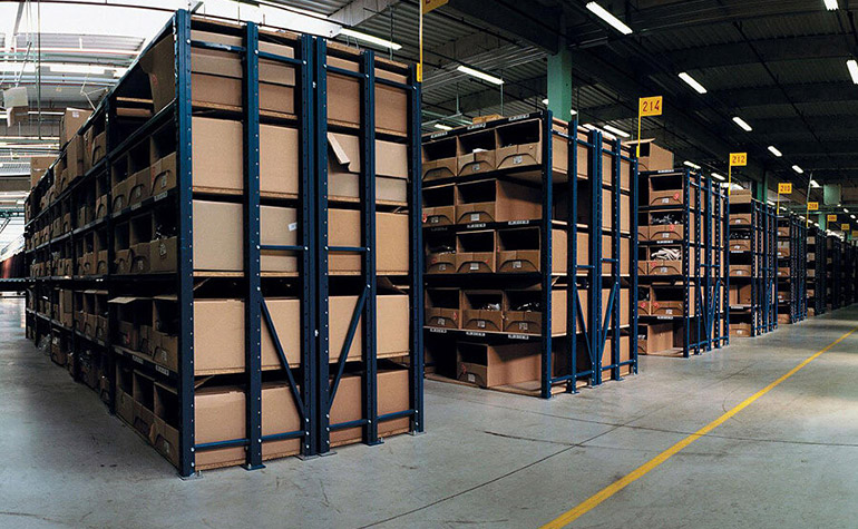 Склад для хранения товаров
