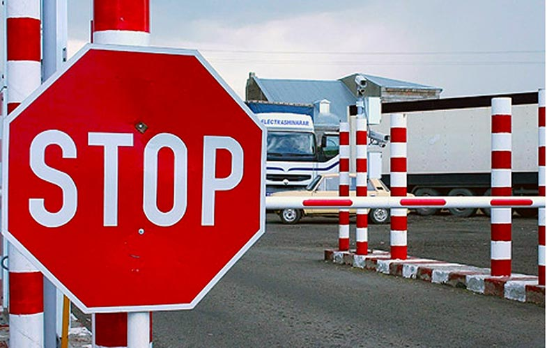 Знак СТОП или - где разрешительные документы?